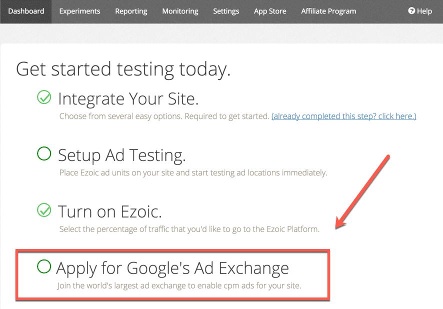 مراجعة Ezoic: تعلم كيفية زيادة أرباح إعلانات AdSense تلقائيًا إلى أكثر من 50% - Google AdSense الربح من الانترنت