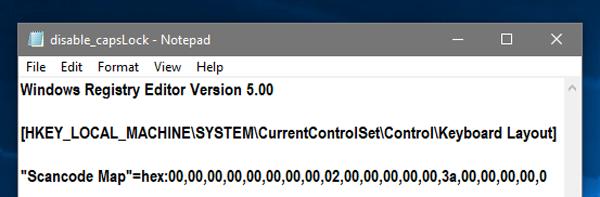 Comment modifier les fonctions de raccourci clavier sous Windows 10/8/7 - Windows