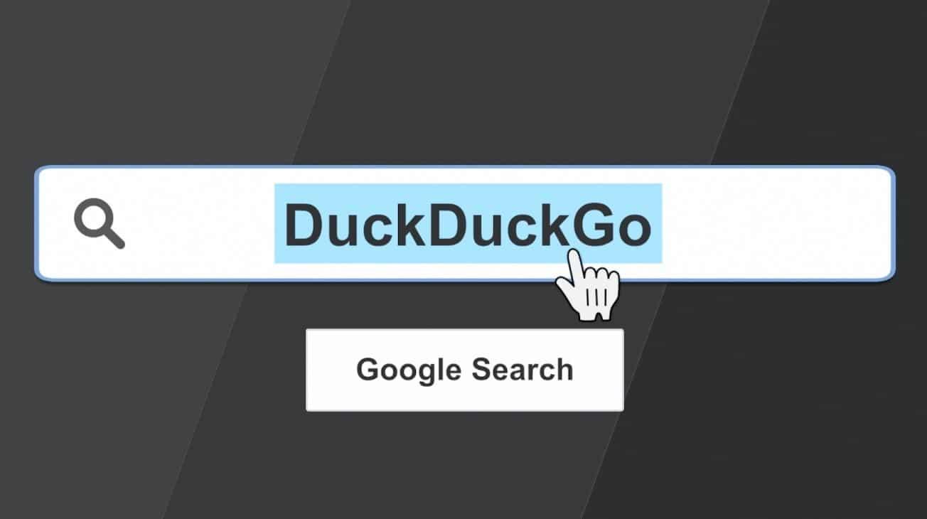 كيفية تعيين اثنين من محركات البحث الافتراضية في أي متصفح