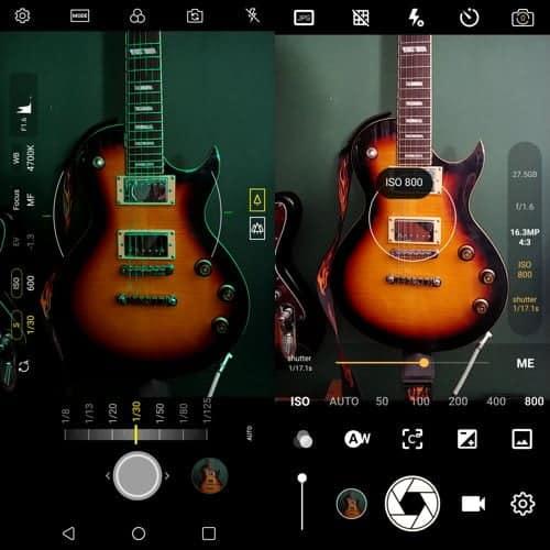 كيفية تصوير صور مذهلة على Android مع التحكم اليدوي بالكاميرا