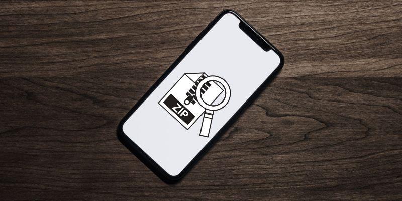 كيفية ضغط أو فك ضغط الملفات الكبيرة على هاتفك الذكي Android باستخدام RAR - Android