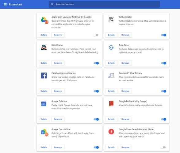 تطبيقات Chrome ، والمكونات الإضافية ، والإضافات: ما الفرق بينها؟ - Browsers