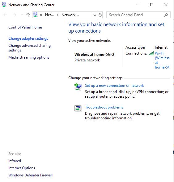 كيفية إصلاح خطأ خادم DNS لا يستجيب على نظام Windows