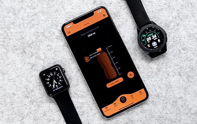 أفضل تطبيقات التذكير بشرب المياه للهواتف الذكية و Smartwatch - Android Apple Watch Galaxy Watch iOS