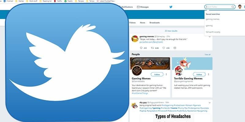 Comment supprimer les recherches enregistrées sur Twitter [Conseils rapides] - Twitter