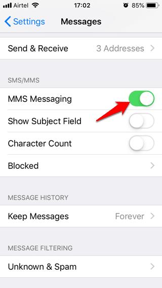 L'iPhone n'envoie pas de SMS? Voici 12 façons de le réparer - iOS