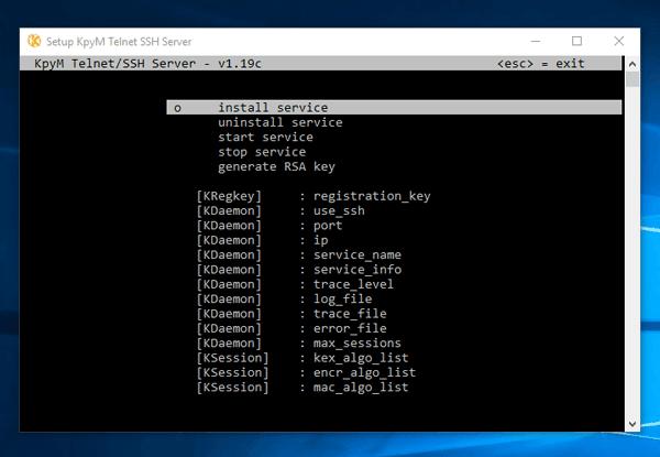 كيفية تمكين خادم Telnet في نظام التشغيل Windows 10 - الويندوز