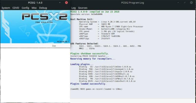 كيفية لعب ألعاب Playstation 2 على نظام Linux مع PCSX2
