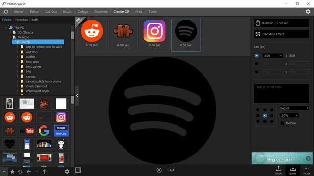 7 من أفضل تطبيقات إنشاء ملفات GIF لـ Windows لاحتياجاتك المختلفة