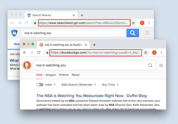 أفضل محركات البحث الخاصة للخصوصية التي لا تتبعك مثل Google وتحترم بياناتك - الأفضل