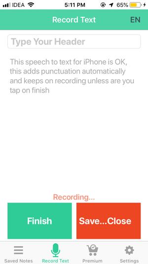 Meilleures applications de conversion de voix en texte pour des notes, des réunions et des conférences