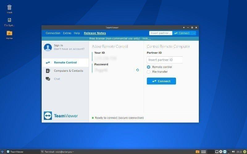 Comment installer et utiliser l'outil Teamviewer sur un système Linux