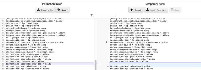 دليل المستخدم النهائي المميز لإضافة uBlock Origin لمنع محتويات الموقع