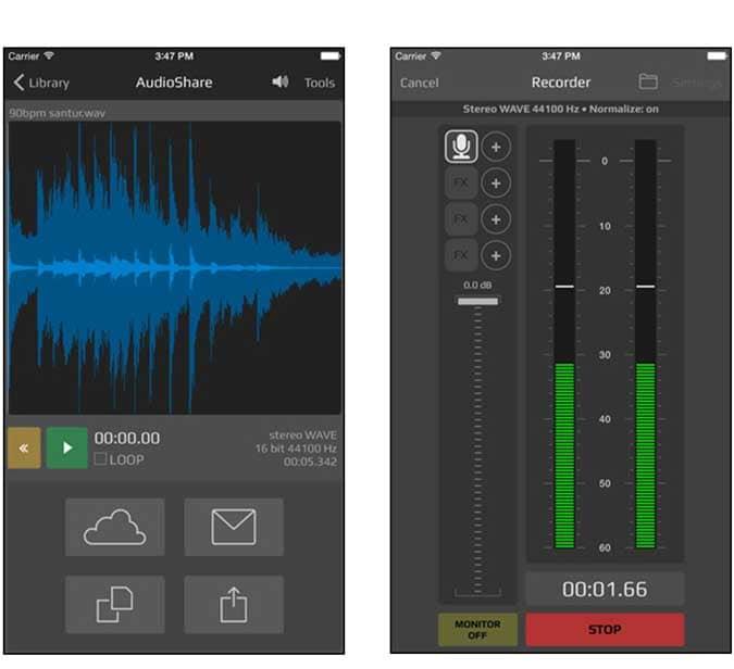 Meilleures applications d'enregistrement vocal pour iPhone (2021)