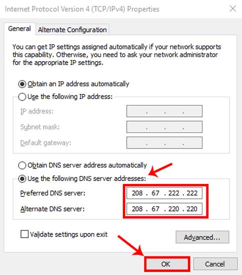 كيفية تغيير خادم DNS. دليل عميق لجميع المنصات