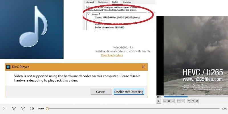 Comment lire une vidéo H.265 avec votre lecteur multimédia préféré - Instructions