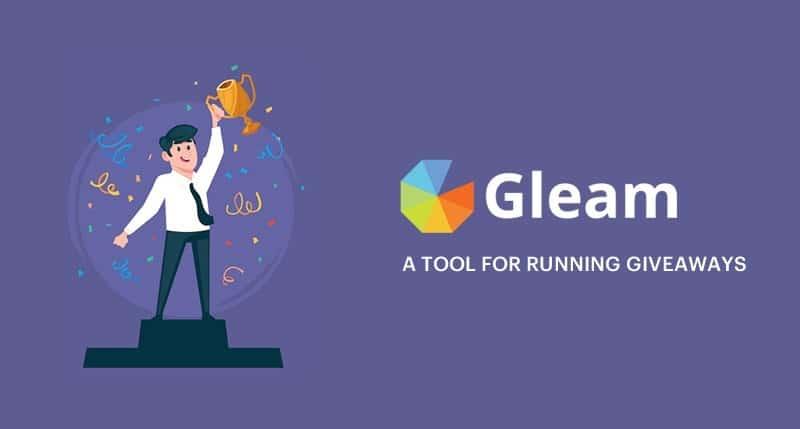 Comment organiser des concours sur votre blog en utilisant Gleam pour générer du trafic et établir une relation solide avec les lecteurs - DIGITAL MARKETING Reviews