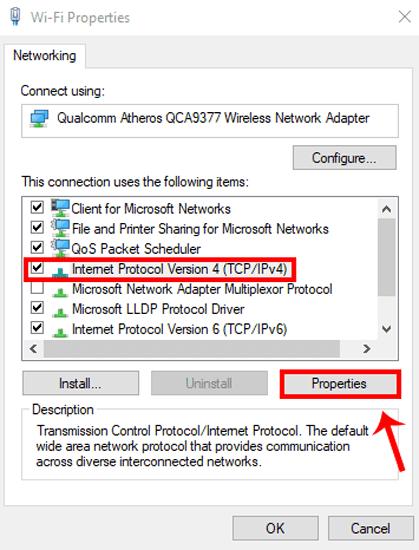 كيفية تعيين عنوان IP ثابت على أنظمة التشغيل المختلفة للأجهزة الخاصة بك