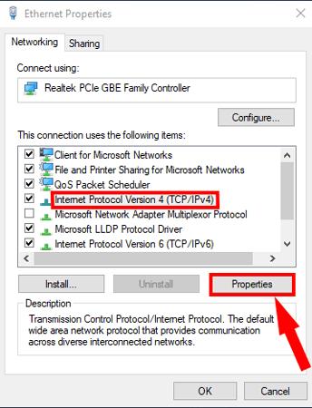 كيفية مشاركة الملفات بين جهازي كمبيوتر Windows باستخدام كابل LAN - الويندوز