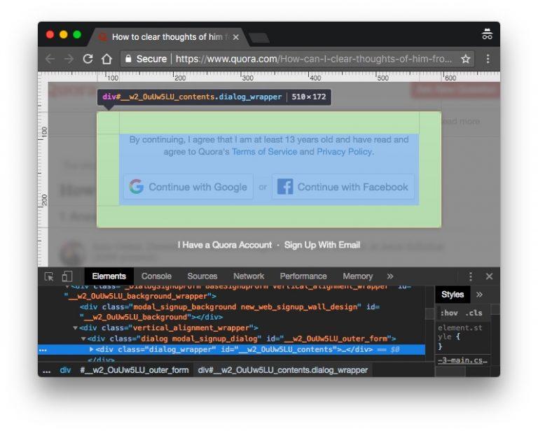 Outils de développement Chrome: 10conseils utiles pour l'utiliser comme un pro–Instructions