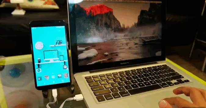 Comment partager la souris (et le clavier) de votre ordinateur avec votre appareil Android - Android Windows