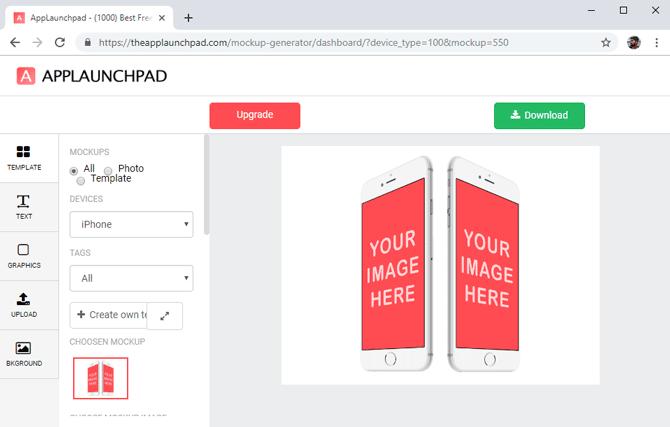 15 meilleurs outils de création de formulaires de maquette pour ajouter un cadre de périphérique à vos photos