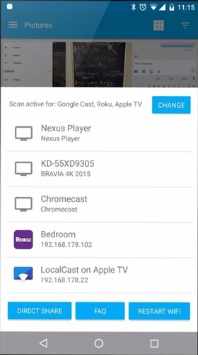 9 من أفضل تطبيقات بث DLNA لأجهزة Android - Android