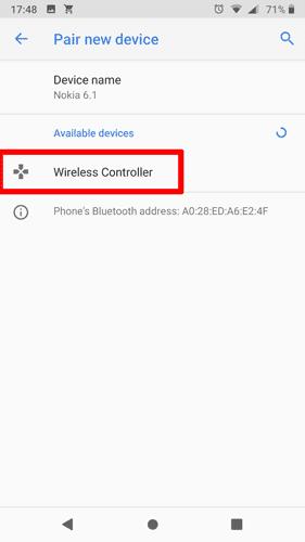 كيفية توصيل جهاز تحكم PS4 بجهاز Android الخاص بك - Android PS4
