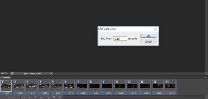 كيفية إنشاء ملف GIF المثالي من خلال برنامج Photoshop