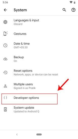 كيفية تسجيل الشاشة بميزة مدمجة في Android 10