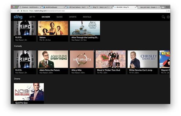 كيفية مشاهدة التلفزيون الأمريكي في الخارج على الإنترنت في 4 خطوات بسيطة