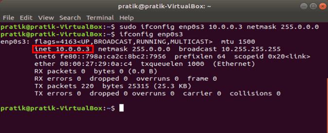 3 طرق لإعادة تعيين عنوان IP ثابت على نظام Ubuntu