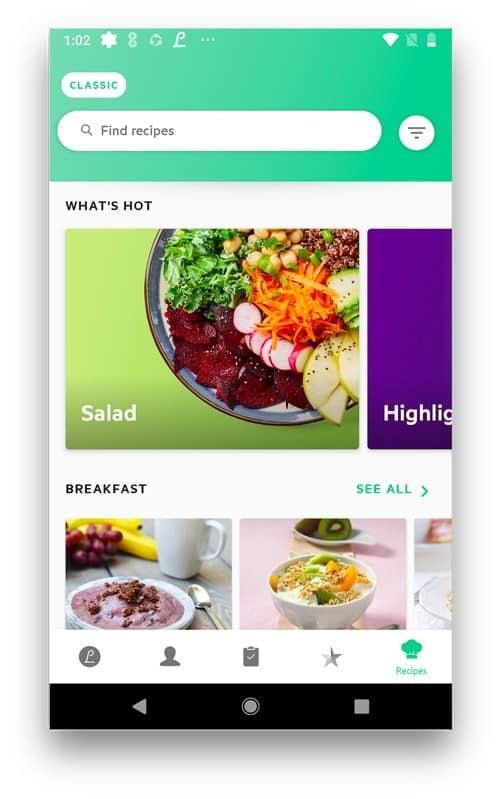 6 Est La Meilleure Application De Planification De Repas