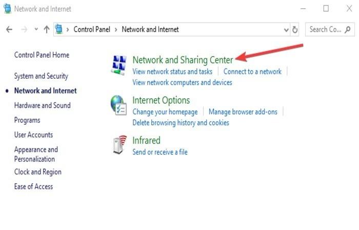 كيفية نقل الملفات بين نظامي Linux و Windows عبر الشبكة المحلية