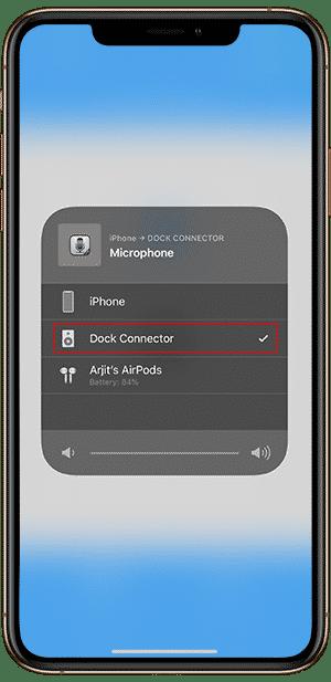 2 2 DzTechs - كيفية استخدام iPhone كميكروفون لاسلكي لنظام التشغيل Mac