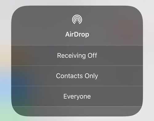 كيفية إصلاح مشاكل Airdrop على جهاز Apple الخاص بك