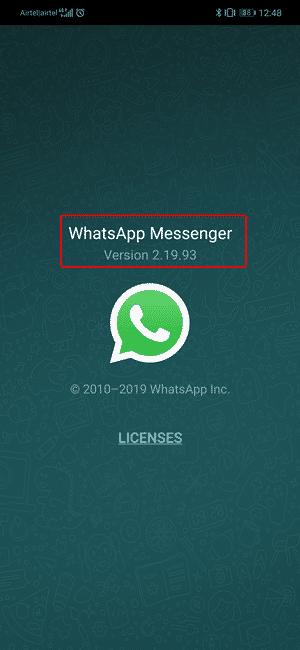 WhatsApp version DzTechs - كيفية منع الناس من إضافتك إلى مجموعات WhatsApp