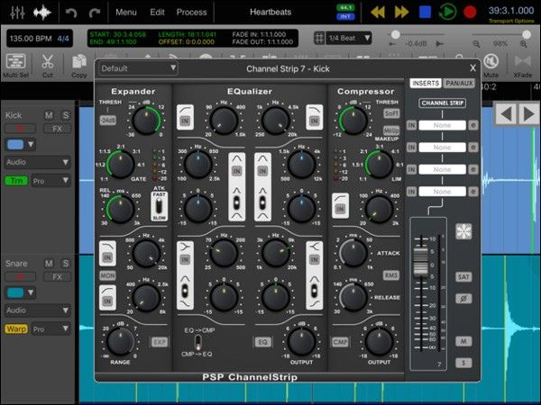 أفضل التطبيقات لتحرير الصوت لأجهزة iPhone و iPad - iOS