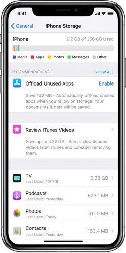 كيفية مسح ذاكرة التخزين المؤقت على iPhone و iPad