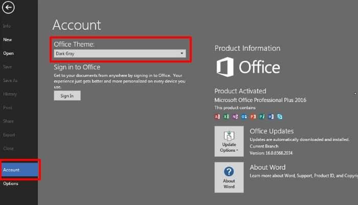 Comment activer le mode sombre pour les applications les plus utilisées sous Windows - Windows
