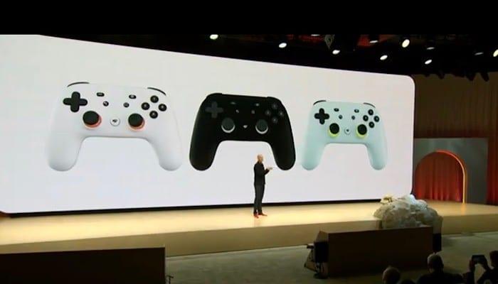 Google annonce le service de streaming de jeux Stadia
