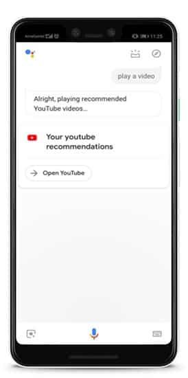 random YT video DzTechs - 10 حيل واختصارات سريعة لـ Google Assistant لتحل محل التطبيقات على Android الخاص بك
