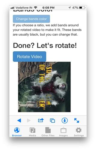 3 طرق لتدوير الفيديو على جهاز iPhone الخاص بك (2021)