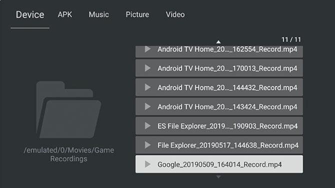 Voici les meilleures applications d'explorateur de fichiers pour Android TV en 2021 - Android TV