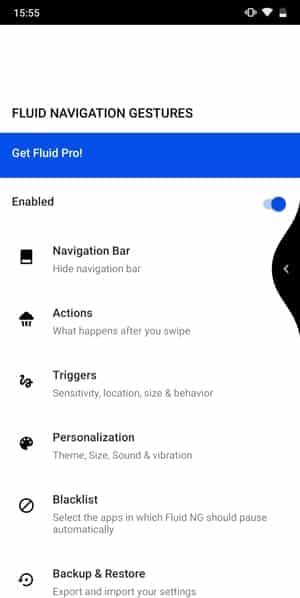 أفضل التطبيقات للتنقل بالإيماءات لنظام Android