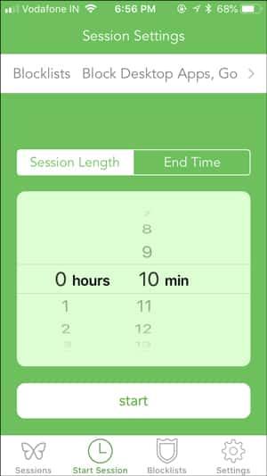 Top 10 des applications pour vous aider à vous éloigner de votre téléphone - Android iOS