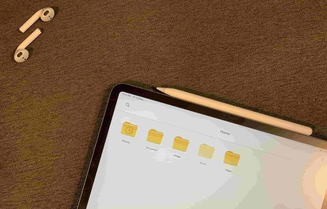 أفضل تطبيقات إدارة الملفات على جهاز iPad Pro 2020