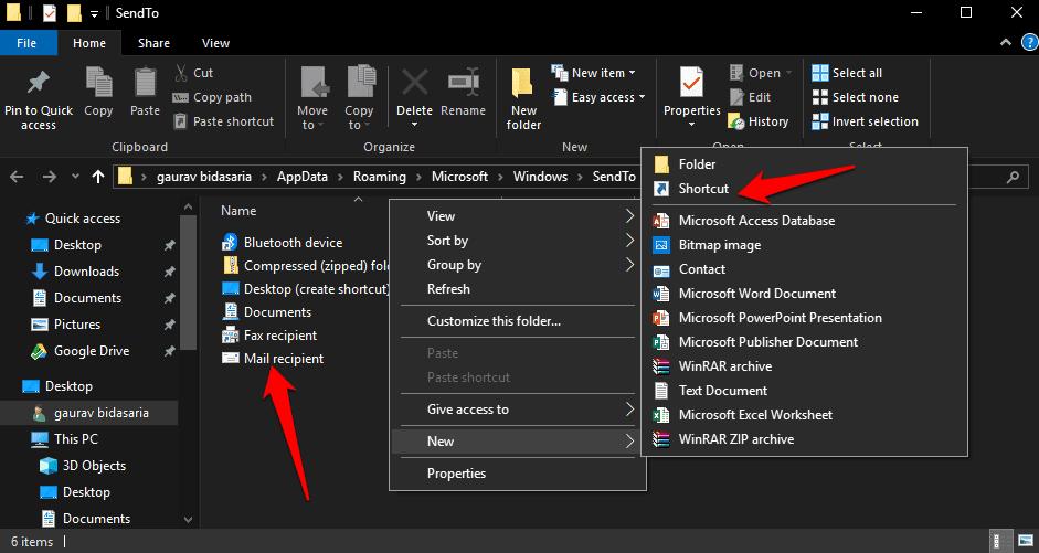 15 من النصائح والخدع المختلفة على مستكشف الملفات في نظام Windows 10 لاستخدامه مثل المحترفين