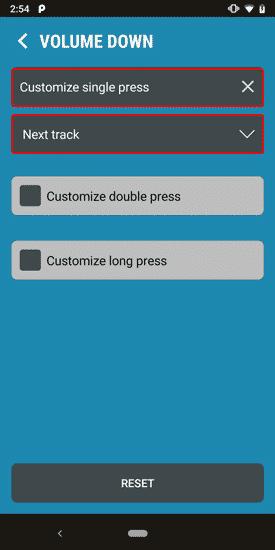 Comment sauter des chansons sur Android à l'aide des boutons de volume lorsque l'écran est éteint - Android
