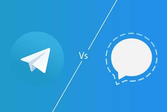 Telegram Signal